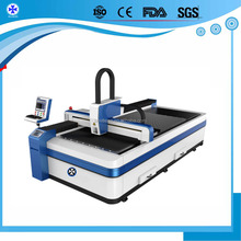Competitive price professional laser head 2D laser cutter manual metal