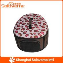 Hot sale convenient fashionable travel bags for pet