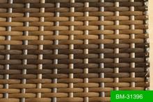 Home Decoration Non Toxic Long-warranty Wicker Car Mat BM-31396