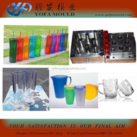 2014 super quality plastic disposable ice cream cup mould Taizhou