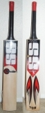 ENGLISH WILLOW CRICKET BATS different design with shape pattern
