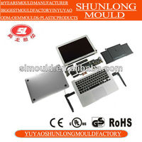 china alibaba supplier plastic power laptop shell mould