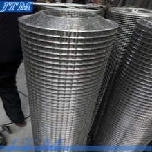 Welded Mesh Technique and Plain Weave Weave Style stainless steel wire mesh