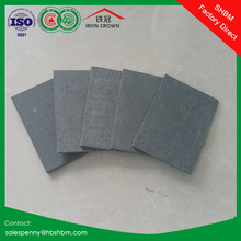 6mm 8mm 10mm exterior high density wall panel cladding board facade material fiber cement board
