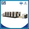 HT390S intermittent rotary PS plate sticker printing machine for sale
