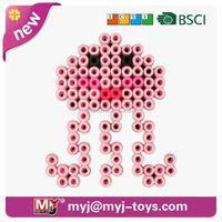 plastic easter eggs Yirun perler beads educational toys for kids