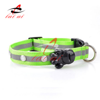 HOT SELLING S-M-L size pet products led dog collar