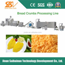 hot selling industrial breadcrumbs production plant