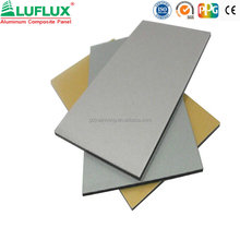 4mm PVDF aluminium composite panels, outdoor use wall cladding
