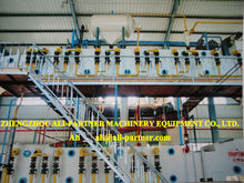 Crude vegetable oil refinery plant with high quality and professional service
