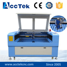 2015 news design hybrid laser cutting machine for metal and non-metal in Jinan factory