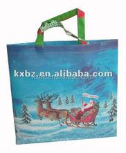 Fashion PP Non Woven Laminated Tote Shopping Bag