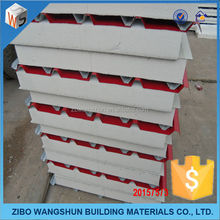 2015 Cheap Galvanized curving corrugated steel roof and wall panels