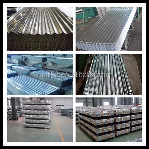 China thick corrugated galvanized steel sheet roof for Barometric pressure fishing cheat sheet