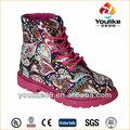 la conversión yl7560 dama zapato zapato de lona