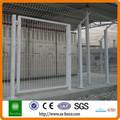 Metal moderno acero compuertas esgrima gate