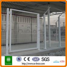 modern metal steel gates and fencing gate