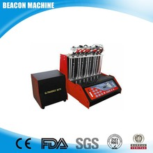 New products BC-8H fuel injector tester with cleaner and launch cnc602a injector cleaner and tester