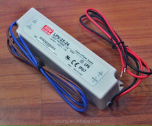 35w 1.5A dual output mean well led power supply CE and ROHS certificated