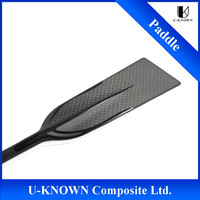 High Quality Carbon Fiber / Composite Dragon Boat Paddles / Equipment