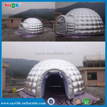 China wholesale inflatable tent/inflatable igloo/inflatable igloo tent