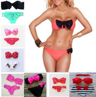 2015 Swimwear Bikini Push Up Brazilian Swimsuit Swim Suit Bathing Suit Moda Praia Maillot De Bain Biquini Bikinis Women