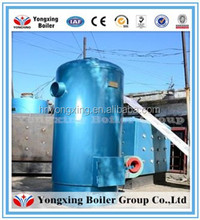 vertical type coal fired hot air generator with high temperature clean air for dryer