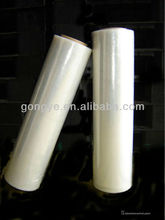 PE transparent tensile stretch wrapping film