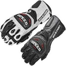 2014 Speed and Strength Street Riding Twist Of Fate 3.0 RR Leather Motorcycle Gloves