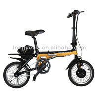 14'' brushed motor electric bike