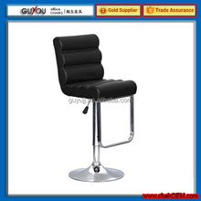 PU Leather Breakfast Barstools Bar Stool Chair Chairs Swivel Seat Pub chair Y 947