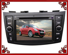 """7"""" HD digital suzuki swift car accessories"""