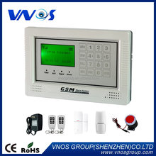 New style Best-Selling gsm industry/home alarm system