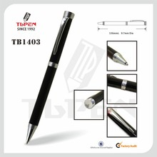 high quality customized hotel metal pen TB1403