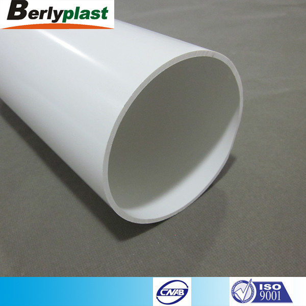 Wholesale cheap clear thin wall large diameter pvc pipe
