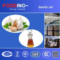 Food Grade Natural GMP Garlic Oil Extraction
