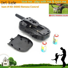 Pet Safety Agility Training Electric Little Dog Trainer Collars