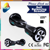 Self balancing electric scooter,China electric chariot with anti-theft lock