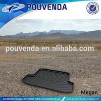 3D Car waterproof trunk mat/cargo mat/ Boot liner for chevrolet cruze/ epica/ sail