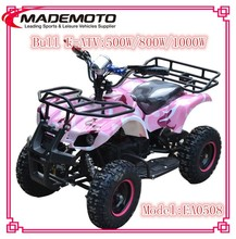 electric four wheelers for kids