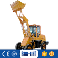 Rc Articulated Mini Wheel Loader