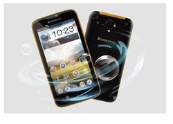 4.5inch high quyality lenovo s750 MTK6589 Quad Core 1gb ram +4gb rom 960*540pixels android phone