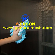 stainless steel securtiy screens for window