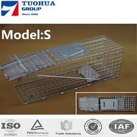 Trap Humane possum cat rat rabbit bird animal cage