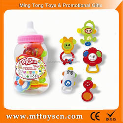 Shantou factory Baby toy rattle baby rattle