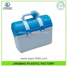 Plastic Lunch Box with water bottle Set plastic container for sauce