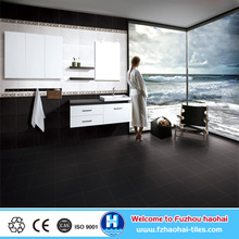 leather looking black and white interior floor wall bathroom tiles