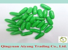 halal kosher Health and Beauty Aloe Vera Soft Gel capsule OEM softgel healthcare