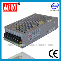 RS 100W 48V 2.3A AC-DC smaller size Switching Power Supply types of electrical switches