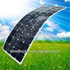 130W flexible solar panel custom size for maine